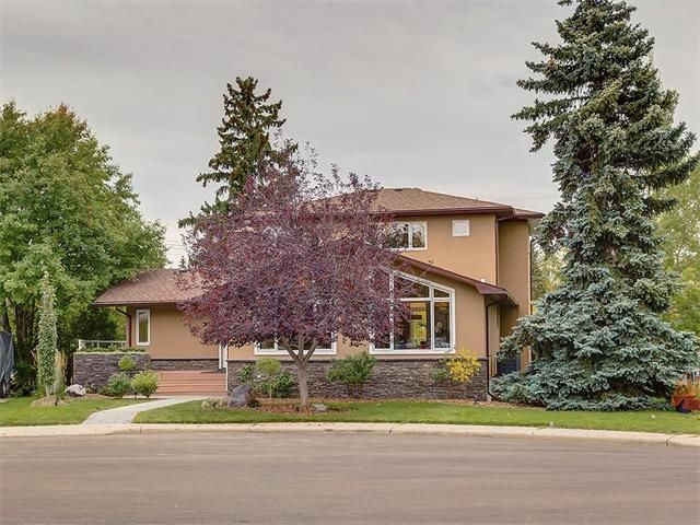Main Photo: 20 CUTHBERT Place NW in Calgary: Collingwood House for sale : MLS®# C4082769