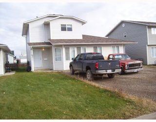 Main Photo: A-B 8911 81A Street in Fort_St._John: Fort St. John - City SE Duplex for sale (Fort St. John (Zone 60))  : MLS®# N177834