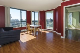 Photo 3: 1204 828 AGNES Street in New Westminster: Downtown NW Condo for sale : MLS®# R2102690