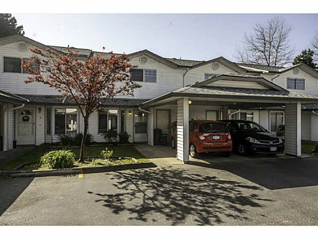 "Main Photo: 3 11757 207TH Street in Maple Ridge: Southwest Maple Ridge Townhouse for sale in ""HIDDEN CREEK ESTATES"" : MLS®# V1116347"