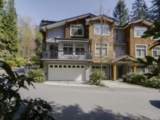 Photo 1: 3115 Capilano Cr in North Vancouver: Capilano NV Townhouse for sale : MLS®# V1119780