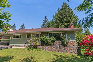 Photo 1: 37 SEAVIEW Drive in Port Moody: College Park PM House for sale : MLS®# R2271859
