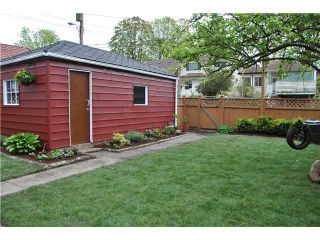 """Photo 7: 38 W 20TH AV in Vancouver: Cambie House for sale in """"CAMBIE VILLAGE"""" (Vancouver West)  : MLS®# V824923"""
