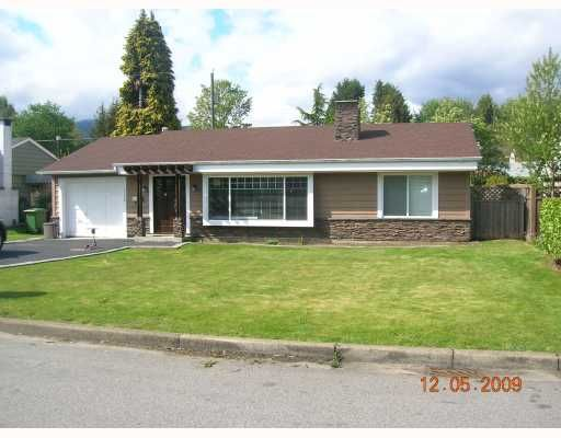 "Main Photo: 1338 SOWDEN Street in North_Vancouver: Norgate House for sale in ""NORGATE"" (North Vancouver)  : MLS®# V765995"