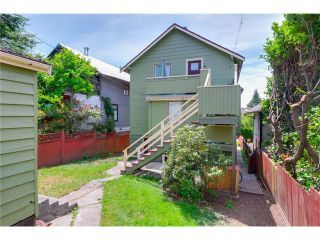"Photo 18: 637 E 24TH Avenue in Vancouver: Fraser VE House for sale in ""FRASER"" (Vancouver East)  : MLS®# V1072465"