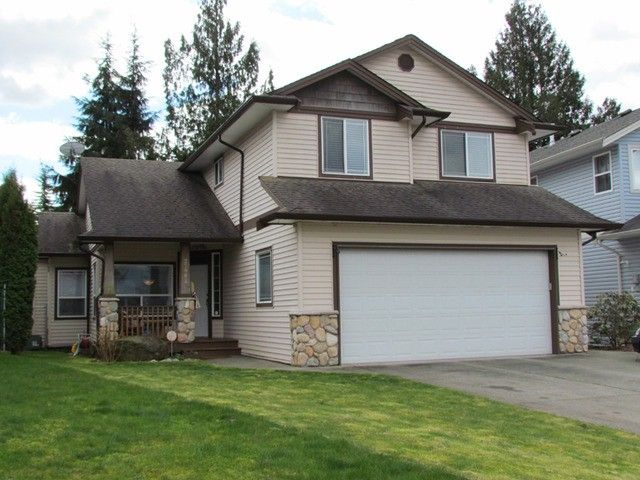 Main Photo: 32982 HAWTHORNE AV in Mission: Mission BC House for sale : MLS®# F1308662