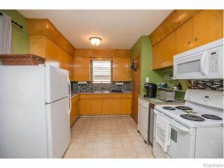Photo 5: 325 Aldine Street in Winnipeg: Grace Hospital Residential for sale (5F)  : MLS®# 1624293