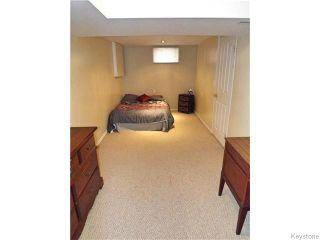 Photo 14: 114 Dubois Place in Winnipeg: Fort Garry / Whyte Ridge / St Norbert Residential for sale (South Winnipeg)  : MLS®# 1613722