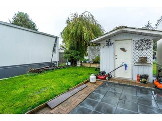 """Photo 20: 179 3665 244 Street in Langley: Otter District Manufactured Home for sale in """"LANGLEY GROVE ESTATES"""" : MLS®# R2316679"""