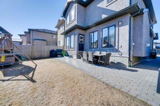 Photo 38: 804 ALBANY Cove in Edmonton: Zone 27 House for sale : MLS®# E4238903