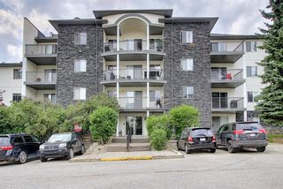 Main Photo: 207 33 Arbour Grove Close NW in Calgary: Arbour Lake Apartment for sale : MLS®# A1135288