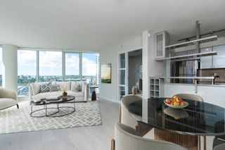 """Photo 2: 1603 1495 RICHARDS Street in Vancouver: Yaletown Condo for sale in """"Azura II"""" (Vancouver West)  : MLS®# R2619477"""