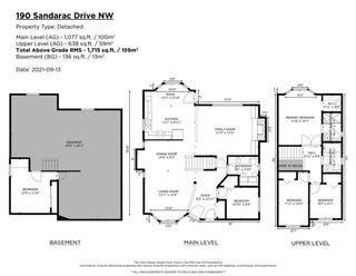 Photo 43: 190 Sandarac Drive NW in Calgary: Sandstone Valley Detached for sale : MLS®# A1146848