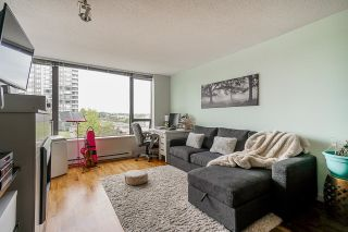 """Photo 8: 605 4182 DAWSON Street in Burnaby: Brentwood Park Condo for sale in """"TANDEM 3"""" (Burnaby North)  : MLS®# R2617513"""