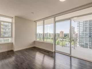 """Photo 2: 1106 6383 MCKAY Avenue in Burnaby: Metrotown Condo for sale in """"Gold House North Tower"""" (Burnaby South)  : MLS®# R2489328"""