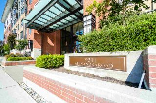 Photo 1: 403 9311 ALEXANDRA Road in Richmond: West Cambie Condo for sale : MLS®# R2402740