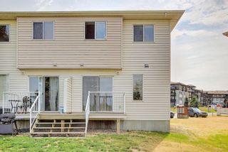 Photo 40: 11 451 HYNDMAN Crescent in Edmonton: Zone 35 Townhouse for sale : MLS®# E4255997