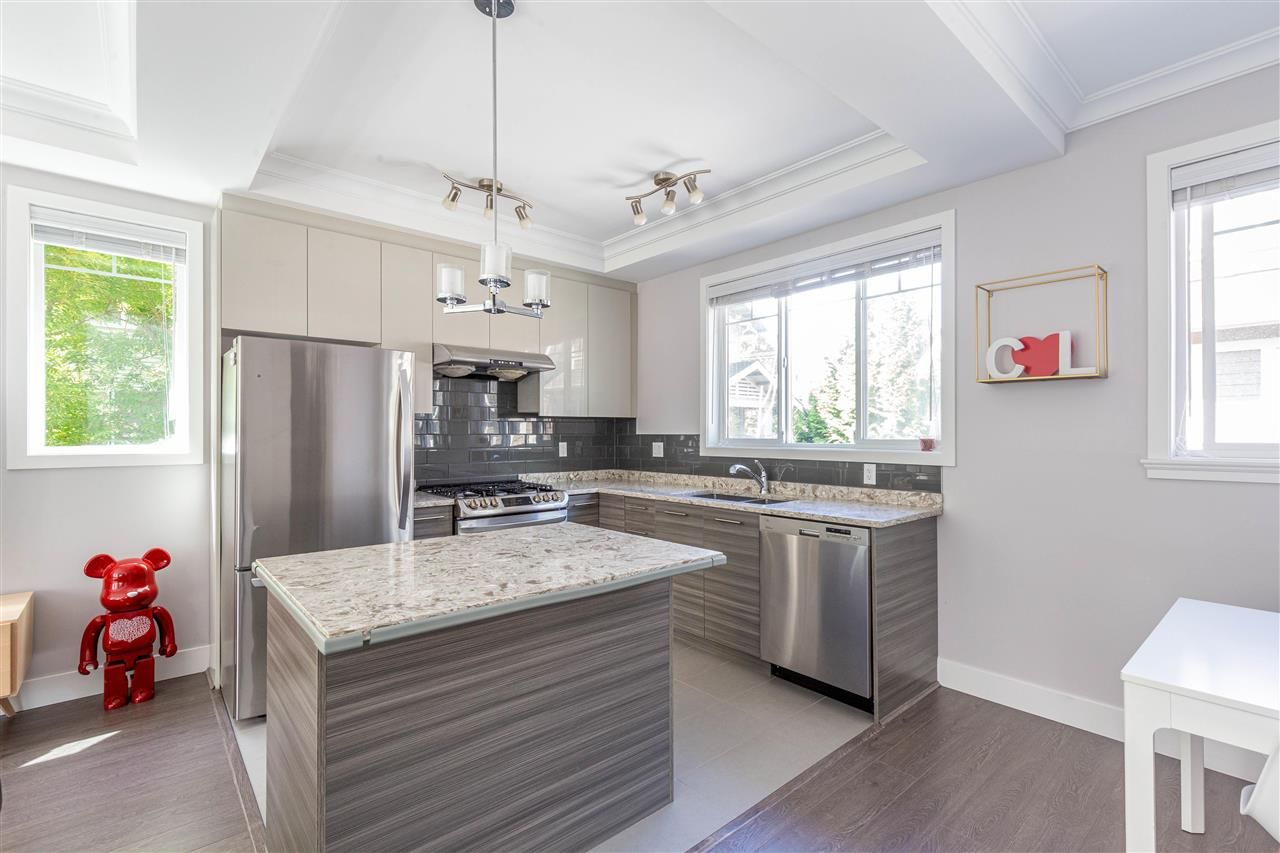 """Photo 4: Photos: 5 9000 GENERAL CURRIE Road in Richmond: McLennan North Townhouse for sale in """"WINSTON GARDENS"""" : MLS®# R2592878"""