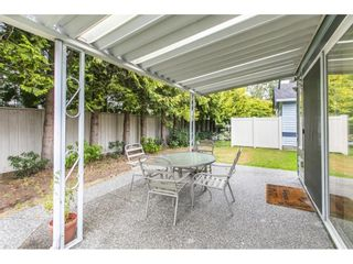 """Photo 32: 28 5550 LANGLEY Bypass in Langley: Langley City Townhouse for sale in """"Riverwynde"""" : MLS®# R2615575"""