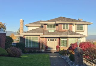 """Photo 1: 670 CLEARWATER Way in Coquitlam: Coquitlam East House for sale in """"Lombard Village- Riverview"""" : MLS®# R2218668"""