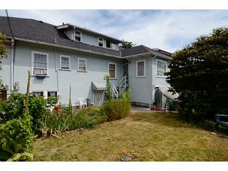 Photo 8: 2386 W 15TH Avenue in Vancouver: Kitsilano House for sale (Vancouver West)  : MLS®# V1078805