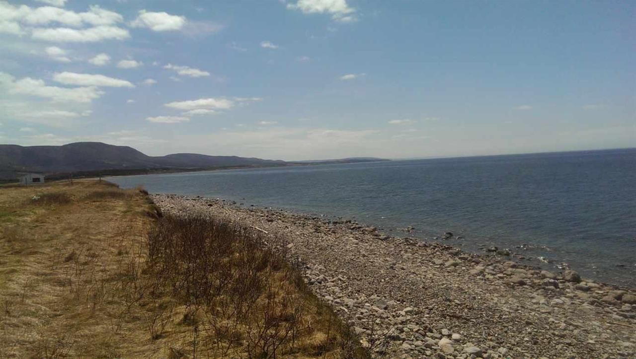 Main Photo: Lot 5 Cheticamp Road in Point Cross: 306-Inverness County / Inverness & Area Vacant Land for sale (Highland Region)  : MLS®# 202022025