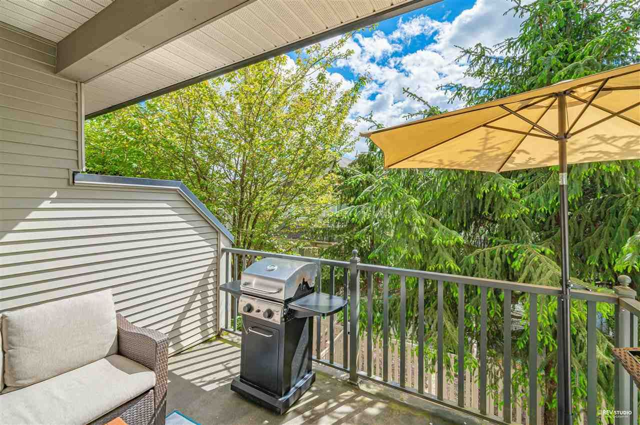 """Main Photo: 42 2978 WHISPER Way in Coquitlam: Westwood Plateau Townhouse for sale in """"WHISPER RIDGE"""" : MLS®# R2579709"""