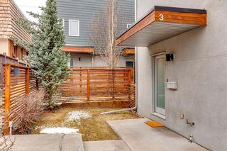 Photo 3: 3 1931 28 Street SW in Calgary: Killarney/Glengarry Row/Townhouse for sale : MLS®# A1083792