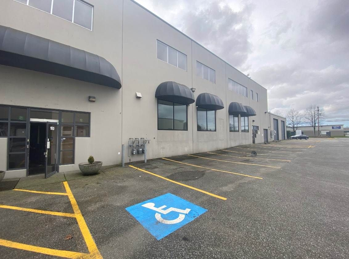 Main Photo: 201 3600 VIKING Way in Richmond: East Cambie Office for lease : MLS®# C8033918