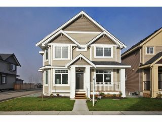 """Main Photo: 21025 77 Avenue in Langley: Willoughby Heights House for sale in """"YORKSON"""" : MLS®# F1326455"""