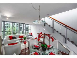 """Photo 5: 316 1255 SEYMOUR Street in Vancouver: Downtown VW Townhouse for sale in """"ELAN"""" (Vancouver West)  : MLS®# V1087221"""