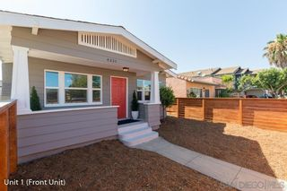 Photo 1: CITY HEIGHTS Property for sale: 4230 42nd St in San Diego