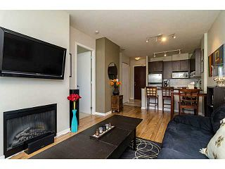 """Photo 1: 1005 2355 MADISON Avenue in Burnaby: Brentwood Park Condo for sale in """"ONE MADISON AVE"""" (Burnaby North)  : MLS®# V1006263"""