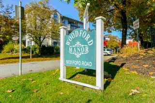 """Photo 2: 304 19131 FORD Road in Pitt Meadows: Central Meadows Condo for sale in """"WOODFORD MANOR"""" : MLS®# R2514716"""
