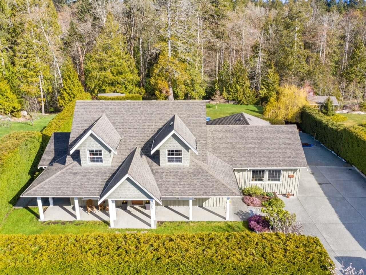 Photo 35: Photos: 925 Lilmac Rd in MILL BAY: ML Mill Bay House for sale (Malahat & Area)  : MLS®# 837281