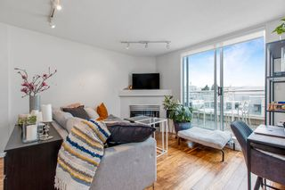"""Photo 4: 422 2255 W 4TH Avenue in Vancouver: Kitsilano Condo for sale in """"THE CAPERS BUILDING"""" (Vancouver West)  : MLS®# R2565232"""