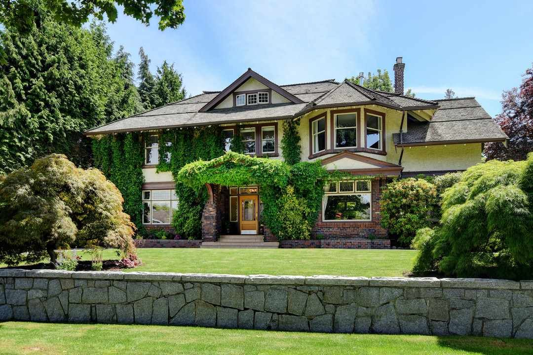 Main Photo: 4688 CONNAUGHT DRIVE in Vancouver: Shaughnessy House for sale (Vancouver West)  : MLS®# R2377339