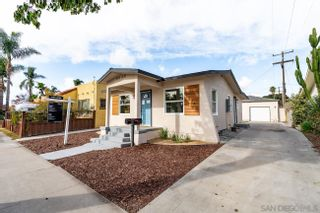 Photo 2: NORMAL HEIGHTS House for sale : 3 bedrooms : 3276-78 Meade Ave in San Diego