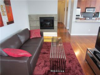 """Photo 3: 402 2055 YUKON Street in Vancouver: False Creek Condo for sale in """"MONTREUX"""" (Vancouver West)  : MLS®# V1051503"""