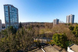 """Photo 16: 807 9521 CARDSTON Court in Burnaby: Government Road Condo for sale in """"Concord Place"""" (Burnaby North)  : MLS®# R2445961"""