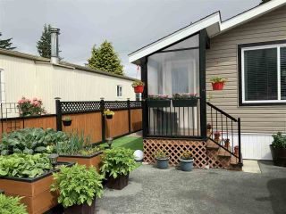 "Photo 2: 58 6338 VEDDER Road in Chilliwack: Sardis West Vedder Rd Manufactured Home for sale in ""MAPLE MEADOWS MOBILE HOME PARK"" (Sardis)  : MLS®# R2462177"