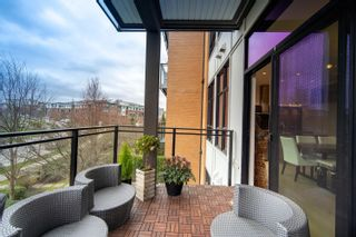 Photo 32: 201 220 SALTER Street in New Westminster: Queensborough Condo for sale : MLS®# R2557447