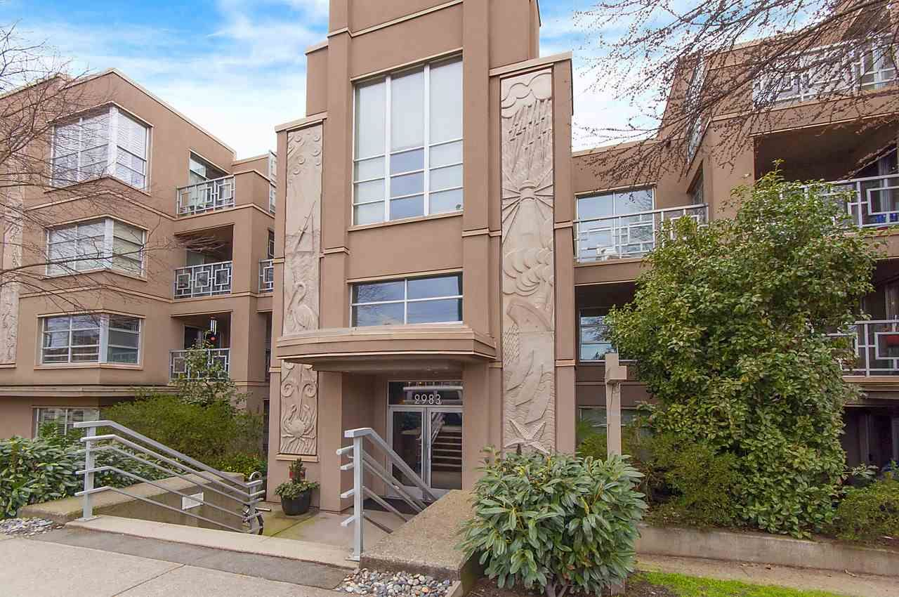 Main Photo: 408 2983 W 4TH AVENUE in : Kitsilano Condo for sale (Vancouver West)  : MLS®# R2139254