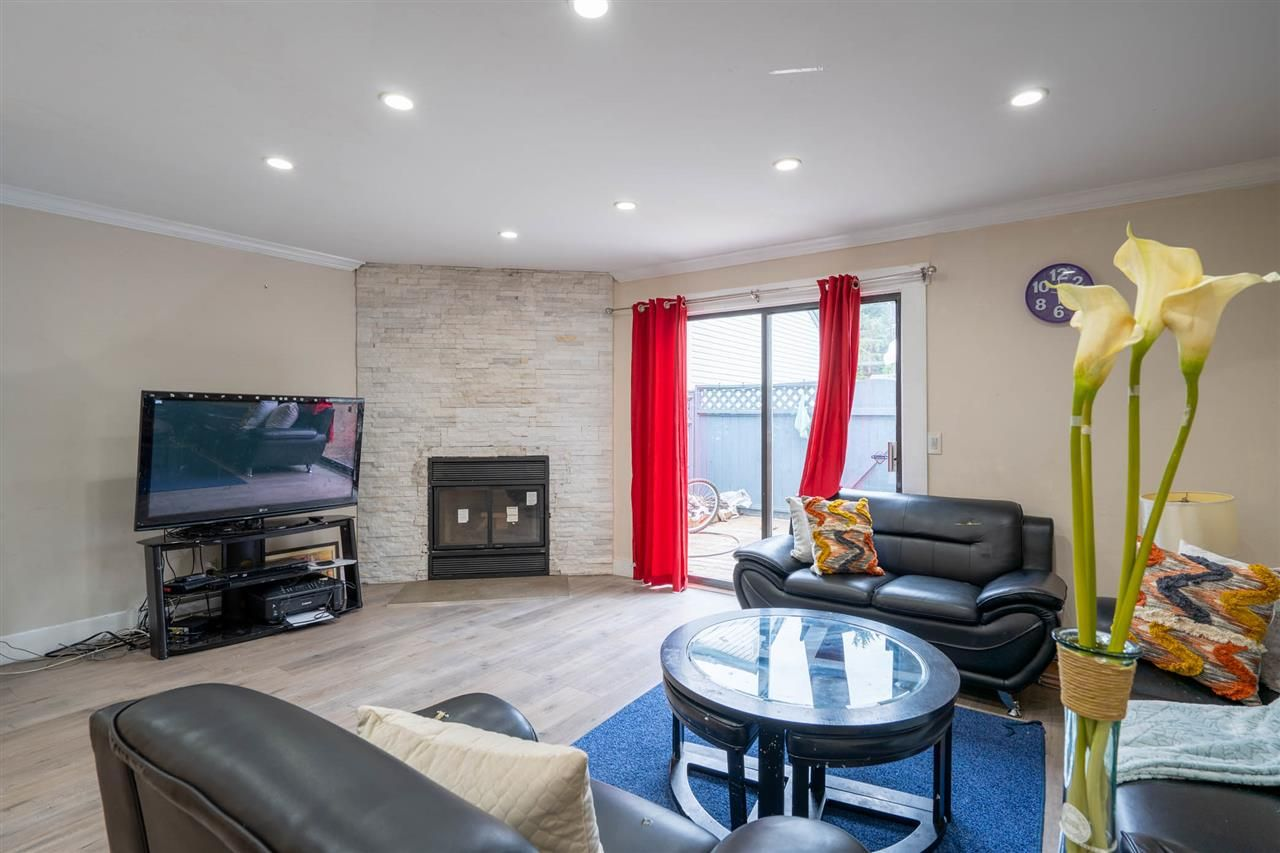 """Main Photo: 225 13620 67 Avenue in Surrey: East Newton Townhouse for sale in """"HYLAND CREEK - EAST NEWTON"""" : MLS®# R2469366"""