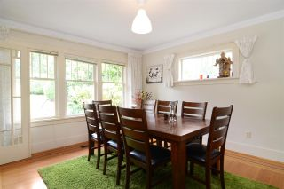 Photo 6: 4562 MARINE Drive in Burnaby: Big Bend House for sale (Burnaby South)  : MLS®# R2074382