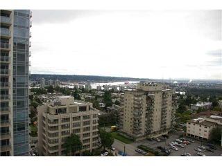 """Photo 8: 1506 615 BELMONT Street in New Westminster: Uptown NW Condo for sale in """"BELMONT TOWER"""" : MLS®# V1026258"""