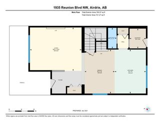 Photo 29: 1935 Reunion Boulevard NW: Airdrie Detached for sale : MLS®# A1090988
