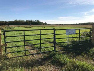 Photo 3: 57525 Rg Rd 214: Rural Sturgeon County Rural Land/Vacant Lot for sale : MLS®# E4266088