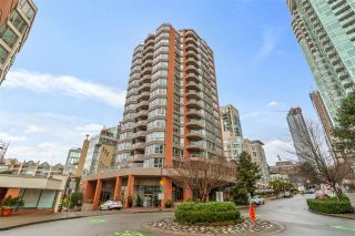 Photo 2: 1402 1625 HORNBY STREET in Vancouver: Yaletown Condo for sale (Vancouver West)  : MLS®# R2534703