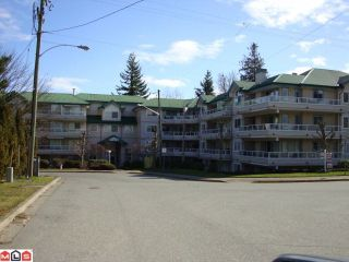 "Photo 1: 108 2750 FAIRLANE Street in Abbotsford: Central Abbotsford Condo for sale in ""FAIRLANE"" : MLS®# F1107204"